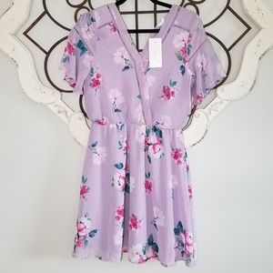 Sienna Sky - Light Floral Dress